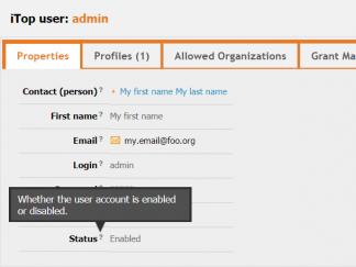 Attributes description tooltip extension preview